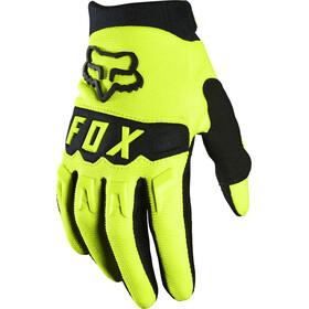 Fox Dirtpaw Handschuhe Jugend gelb